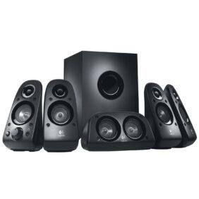 Logitech Z506 Système de Haut-parleurs 5.1 150W Noir