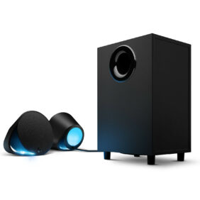 Logitech G560 Haut-parleurs Gaming PC - Son Surround DT